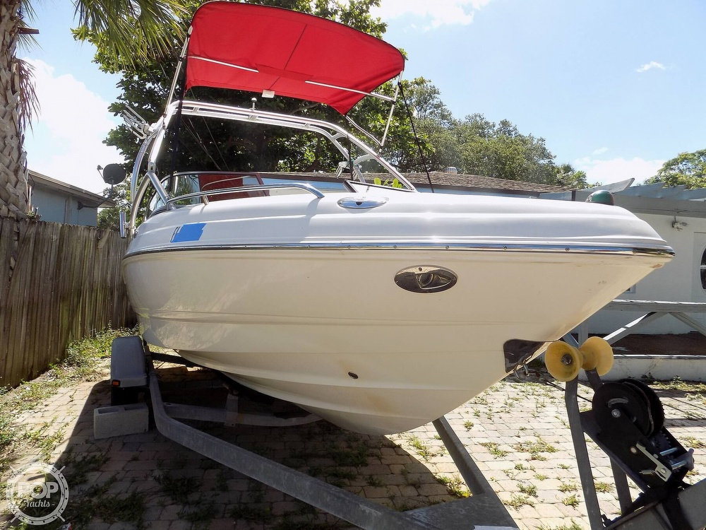 2006 Chaparral boat for sale, model of the boat is 210 SSI & Image # 3 of 40