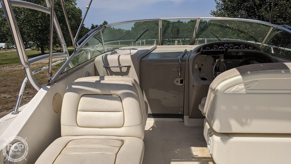 2002 Sea Ray boat for sale, model of the boat is 290 Amberjack & Image # 4 of 40