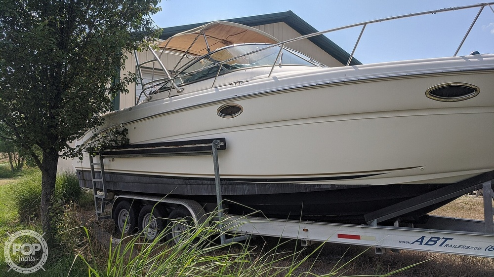 2002 Sea Ray boat for sale, model of the boat is 290 Amberjack & Image # 9 of 40