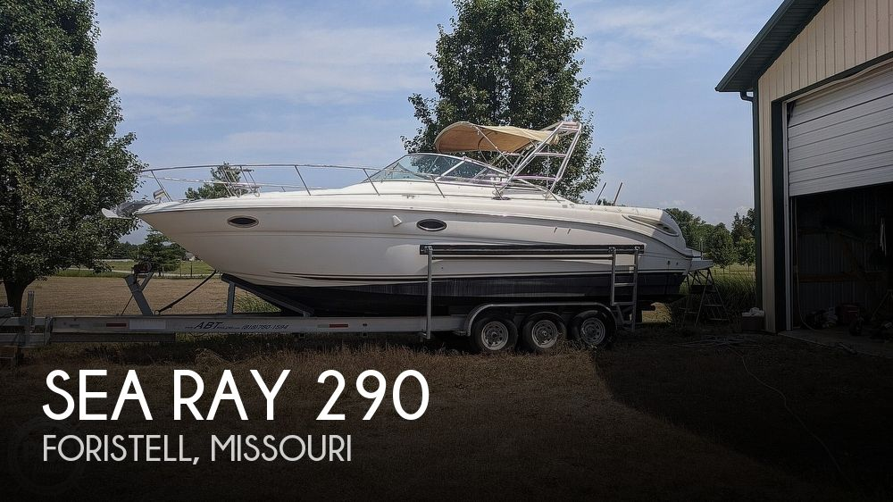 2002 Sea Ray boat for sale, model of the boat is 290 Amberjack & Image # 1 of 40