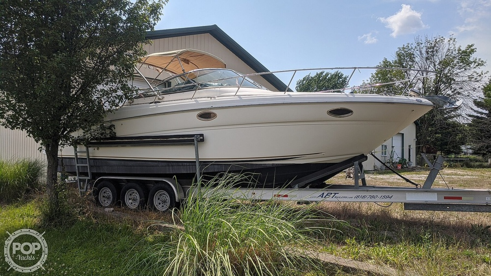 2002 Sea Ray boat for sale, model of the boat is 290 Amberjack & Image # 15 of 40