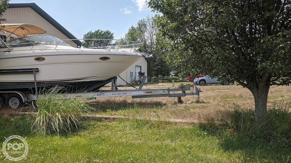 2002 Sea Ray boat for sale, model of the boat is 290 Amberjack & Image # 16 of 40