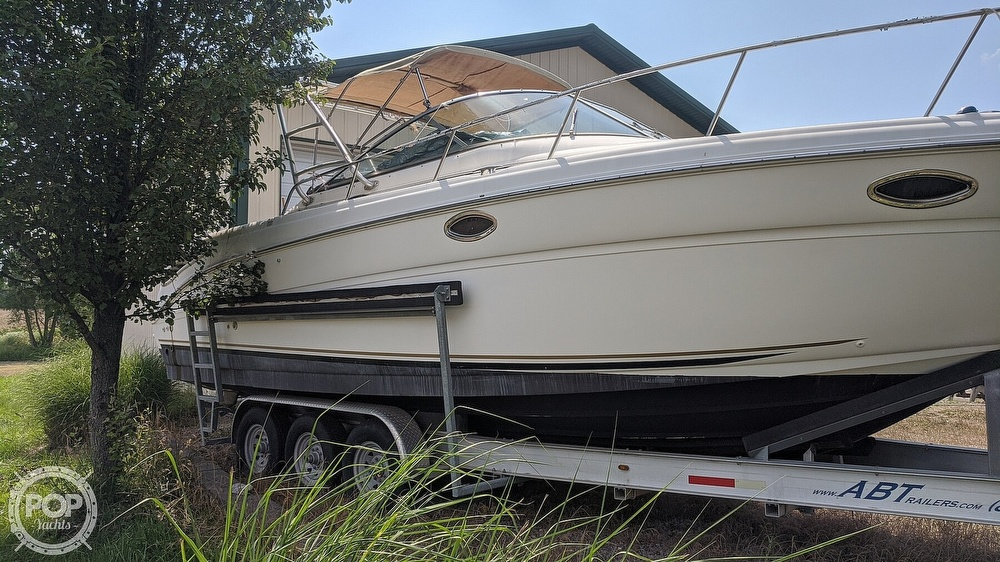 2002 Sea Ray boat for sale, model of the boat is 290 Amberjack & Image # 17 of 40