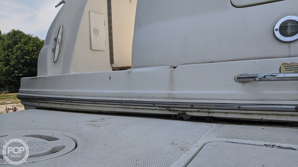 2002 Sea Ray boat for sale, model of the boat is 290 Amberjack & Image # 32 of 40