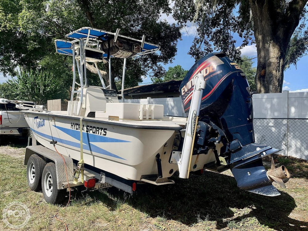 1998 Hydra-Sports boat for sale, model of the boat is Hydra-Skiff & Image # 2 of 40