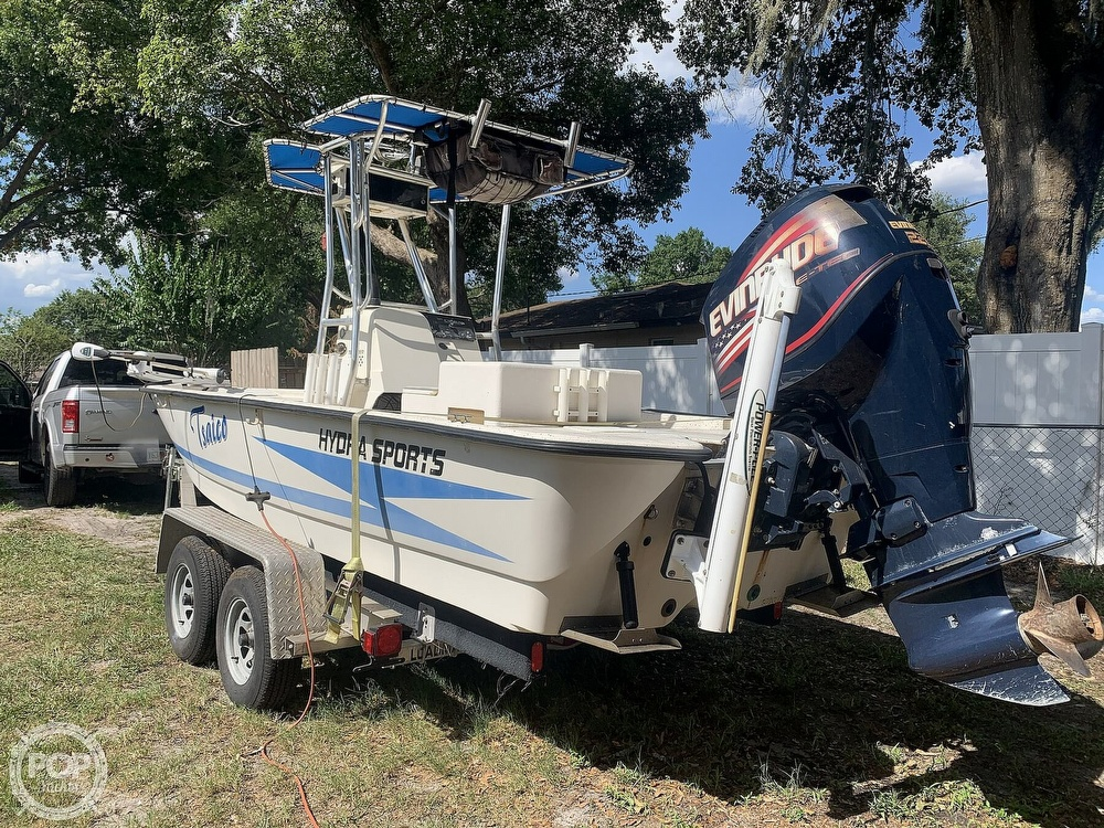1998 Hydra-Sports boat for sale, model of the boat is Hydra-Skiff & Image # 8 of 40