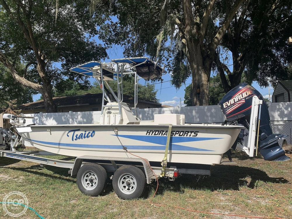 1998 Hydra-Sports boat for sale, model of the boat is Hydra-Skiff & Image # 7 of 40