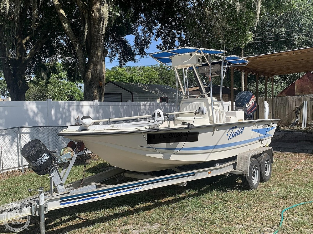 1998 Hydra-Sports boat for sale, model of the boat is Hydra-Skiff & Image # 9 of 40