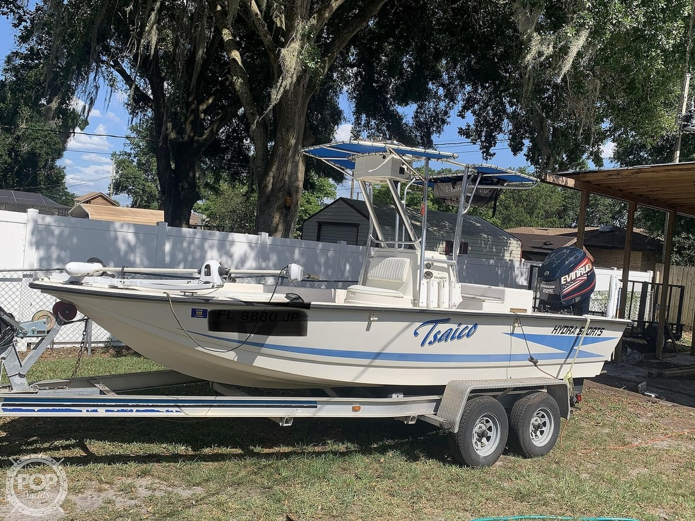 1998 Hydra-Sports boat for sale, model of the boat is Hydra-Skiff & Image # 10 of 40