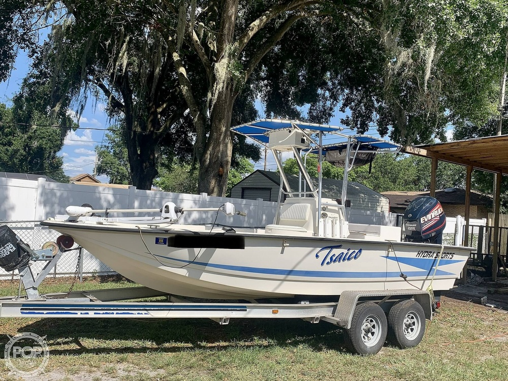 1998 Hydra-Sports boat for sale, model of the boat is Hydra-Skiff & Image # 11 of 40