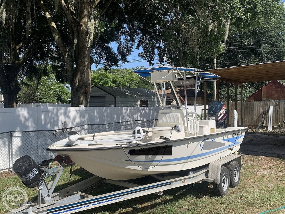 1998 Hydra-Sports boat for sale, model of the boat is Hydra-Skiff & Image # 14 of 40