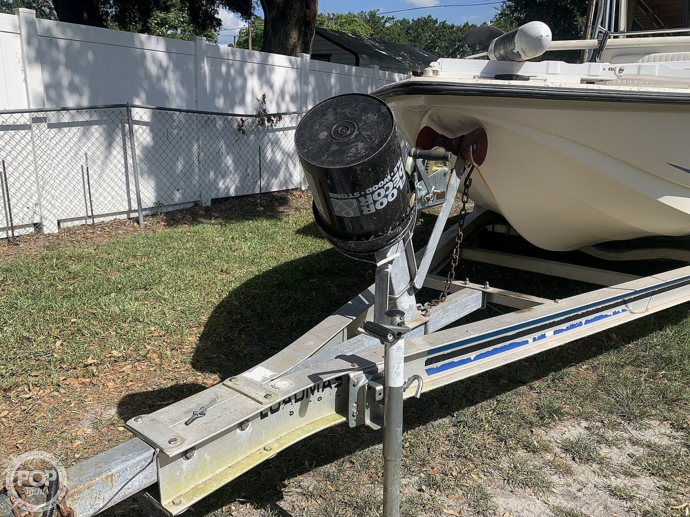 1998 Hydra-Sports boat for sale, model of the boat is Hydra-Skiff & Image # 16 of 40