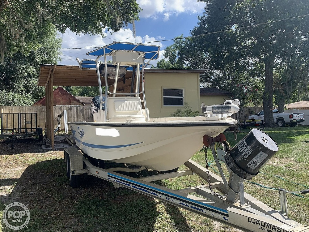 1998 Hydra-Sports boat for sale, model of the boat is Hydra-Skiff & Image # 6 of 40
