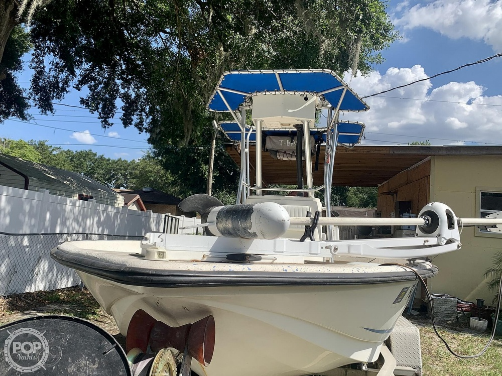 1998 Hydra-Sports boat for sale, model of the boat is Hydra-Skiff & Image # 5 of 40