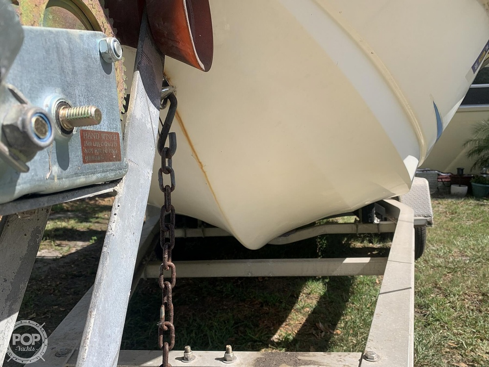 1998 Hydra-Sports boat for sale, model of the boat is Hydra-Skiff & Image # 18 of 40