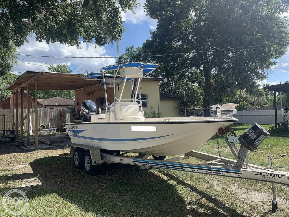 1998 Hydra-Sports boat for sale, model of the boat is Hydra-Skiff & Image # 19 of 40