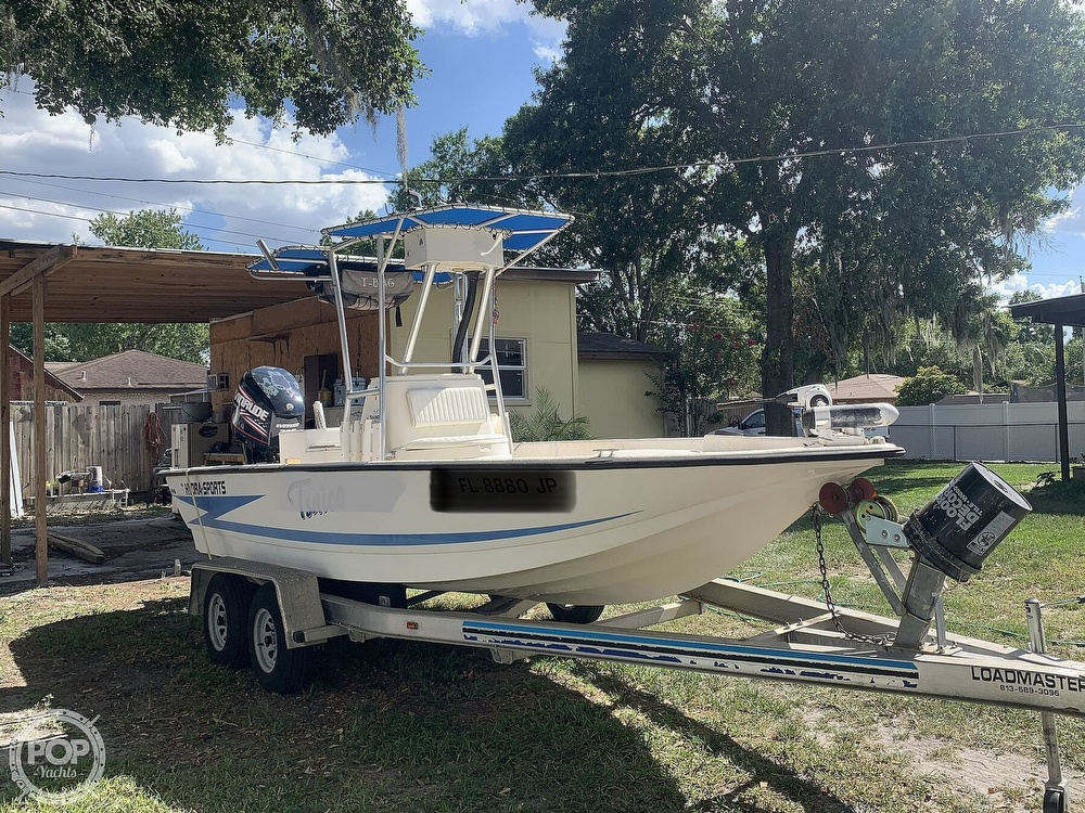1998 Hydra-Sports boat for sale, model of the boat is Hydra-Skiff & Image # 20 of 40