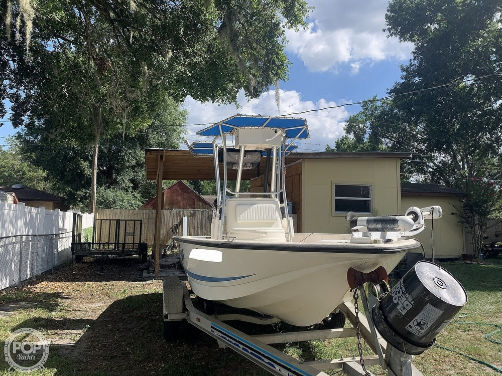 1998 Hydra-Sports boat for sale, model of the boat is Hydra-Skiff & Image # 21 of 40