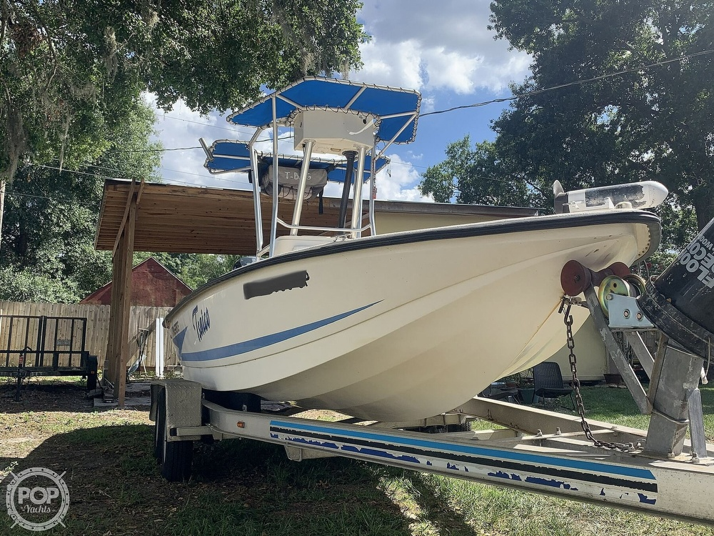 1998 Hydra-Sports boat for sale, model of the boat is Hydra-Skiff & Image # 23 of 40