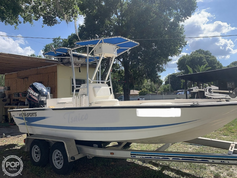 1998 Hydra-Sports boat for sale, model of the boat is Hydra-Skiff & Image # 26 of 40