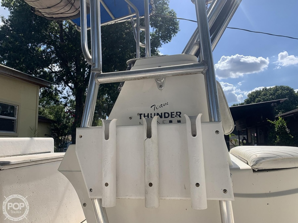 1998 Hydra-Sports boat for sale, model of the boat is Hydra-Skiff & Image # 27 of 40