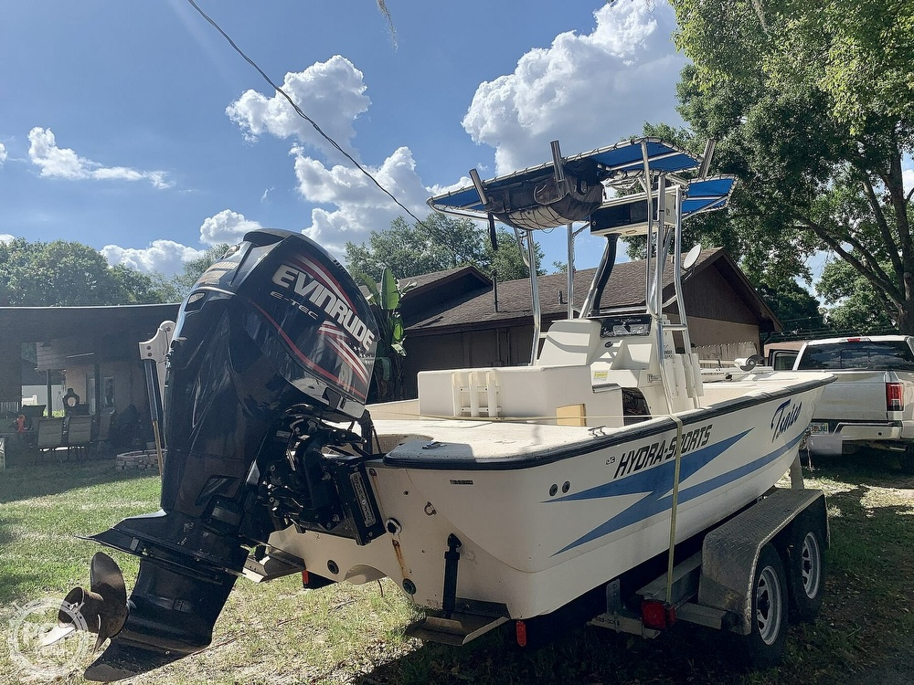 1998 Hydra-Sports boat for sale, model of the boat is Hydra-Skiff & Image # 35 of 40