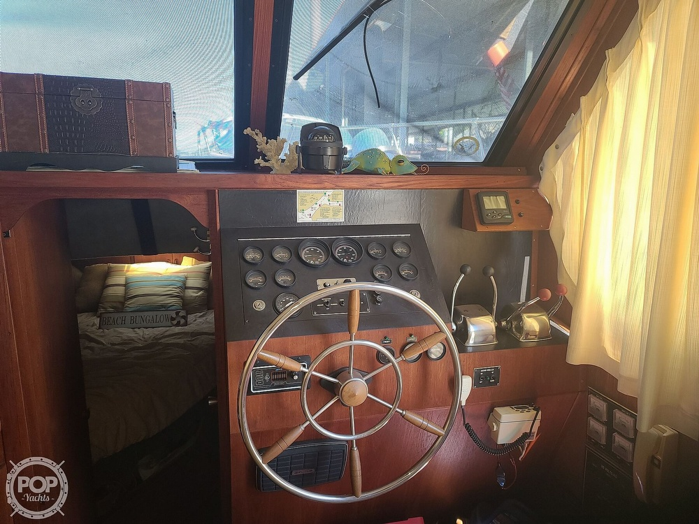 1985 Blue Water boat for sale, model of the boat is 51 Coastal Cruiser & Image # 7 of 40