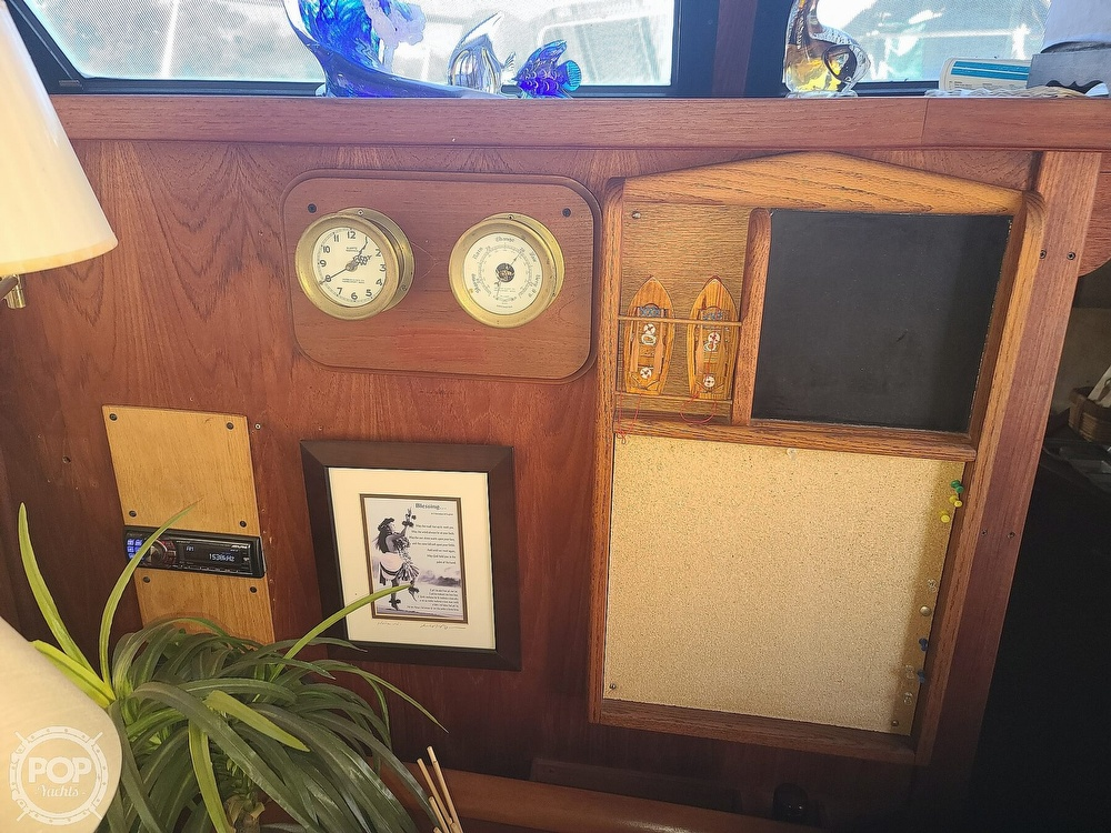 1985 Blue Water boat for sale, model of the boat is 51 Coastal Cruiser & Image # 22 of 40