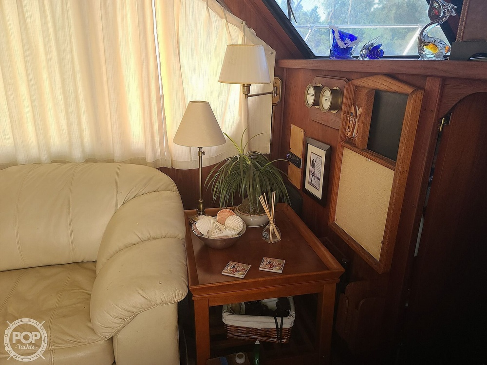 1985 Blue Water boat for sale, model of the boat is 51 Coastal Cruiser & Image # 23 of 40