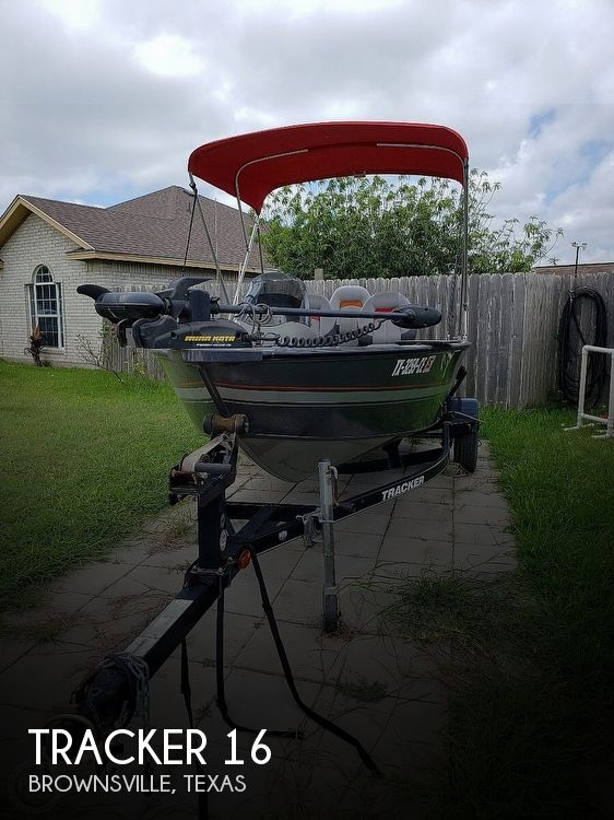 Used Boats For Sale in Brownsville, Texas by owner   2014 Tracker V16-SC Super Glide