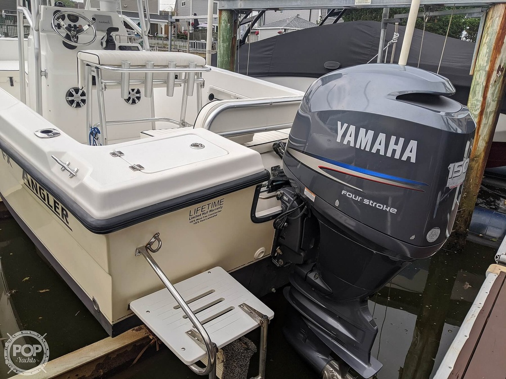 2012 American Angler boat for sale, model of the boat is 204 FX & Image # 29 of 40