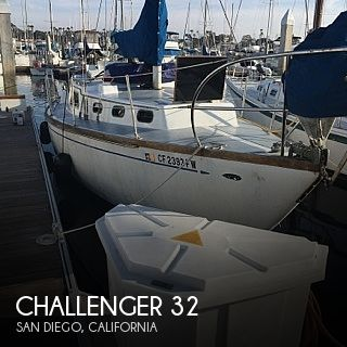 Used Challenger  Boats For Sale by owner | 1975 Challenger 32