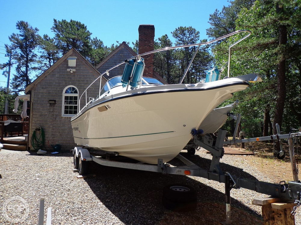 2005 Trophy boat for sale, model of the boat is 2002 WA & Image # 3 of 40