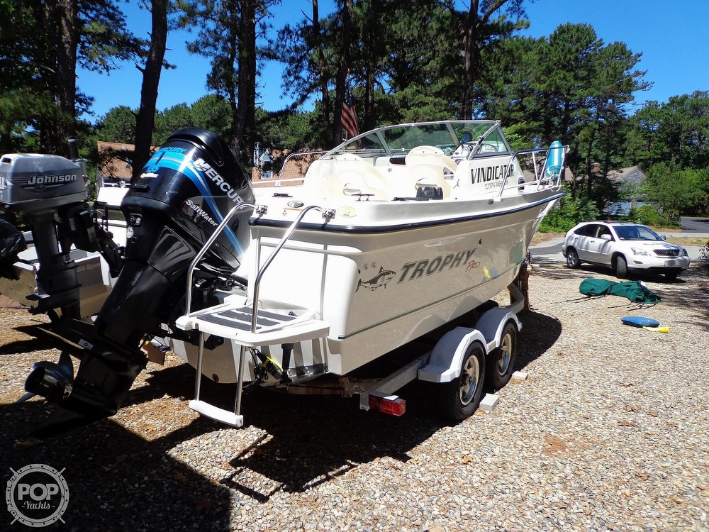 2005 Trophy boat for sale, model of the boat is 2002 WA & Image # 4 of 40