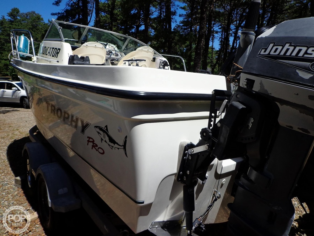 2005 Trophy boat for sale, model of the boat is 2002 WA & Image # 5 of 40