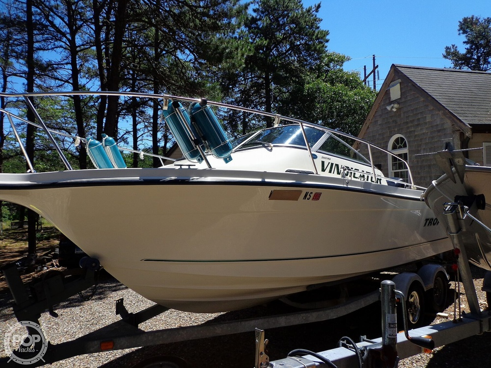2005 Trophy boat for sale, model of the boat is 2002 WA & Image # 2 of 40