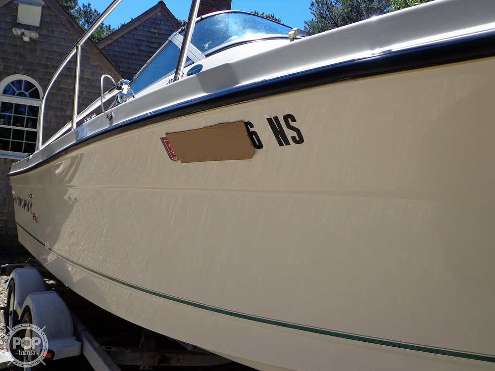 2005 Trophy boat for sale, model of the boat is 2002 WA & Image # 15 of 40