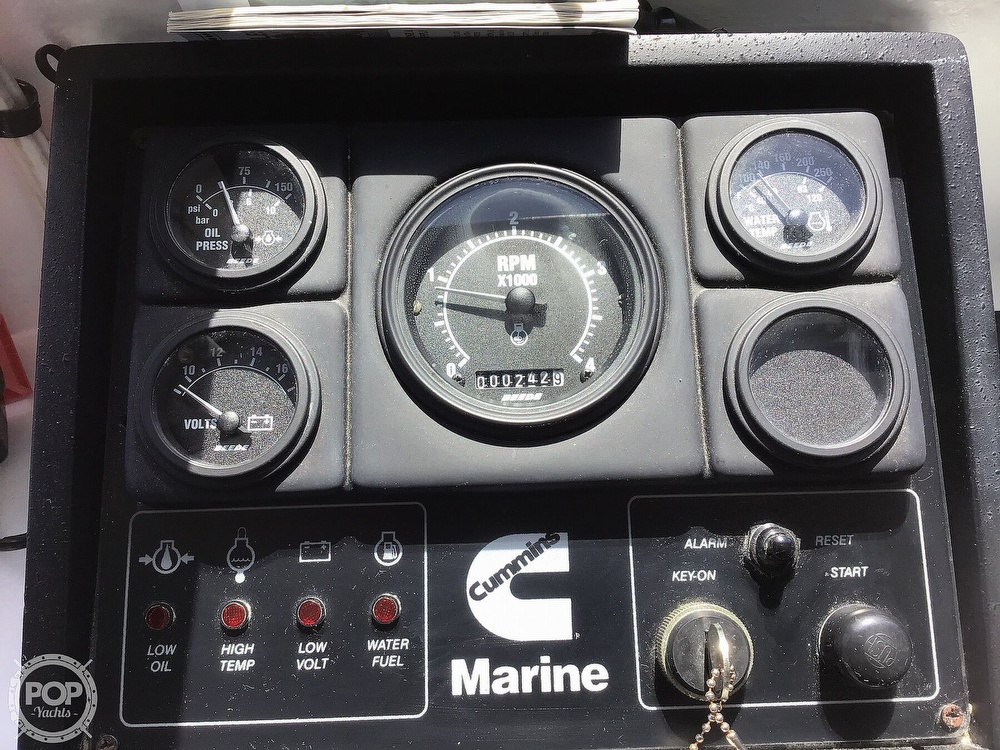 1980 Wilson boat for sale, model of the boat is 30 & Image # 9 of 28