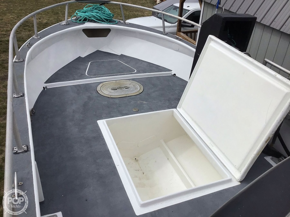 1980 Wilson boat for sale, model of the boat is 30 & Image # 26 of 28