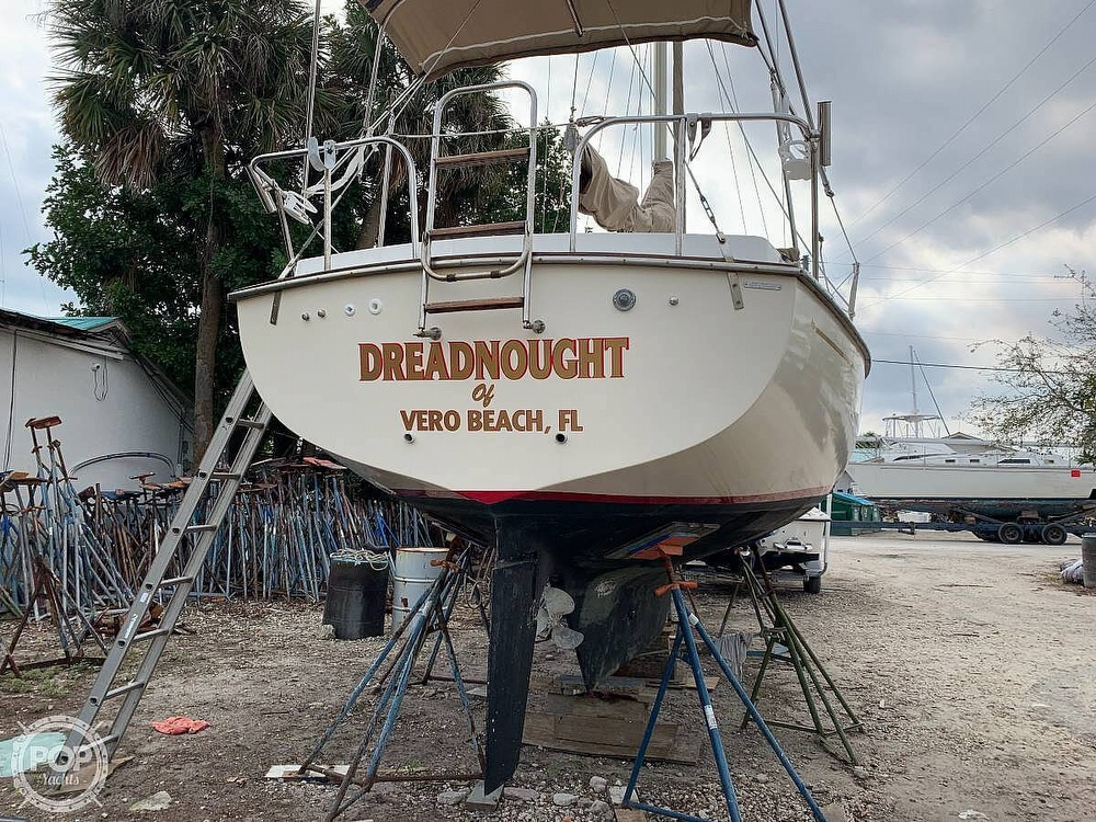 1982 Bombay Clipper boat for sale, model of the boat is 31 & Image # 17 of 24
