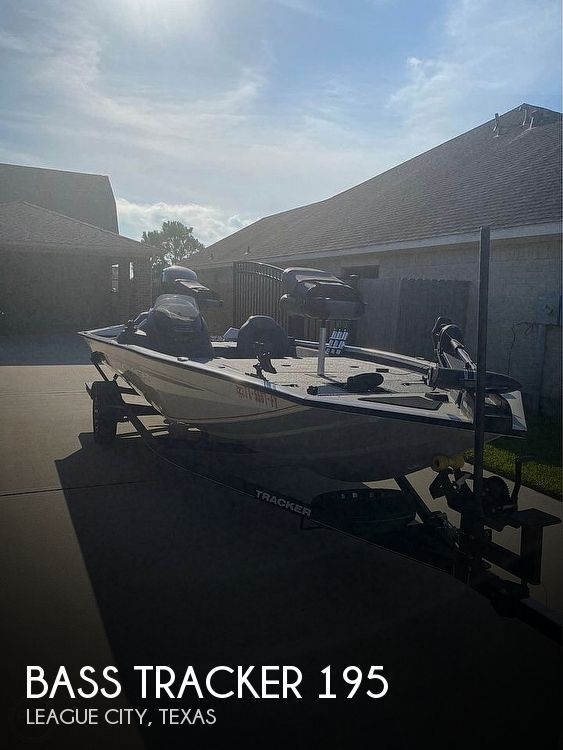 Used Tracker Boats For Sale by owner | 2020 Bass Tracker Pro 195 TXW Tournament Edition