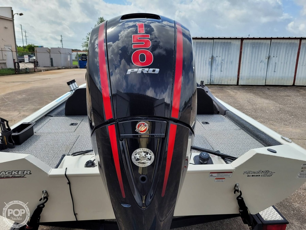 2020 Bass Tracker Pro boat for sale, model of the boat is 195 TXW Tournament Edition & Image # 10 of 40
