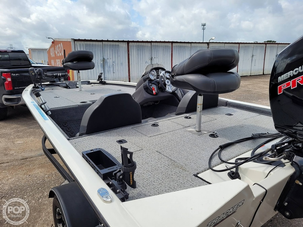 2020 Bass Tracker Pro boat for sale, model of the boat is 195 TXW Tournament Edition & Image # 12 of 40