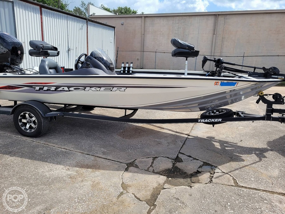 2020 Bass Tracker Pro boat for sale, model of the boat is 195 TXW Tournament Edition & Image # 16 of 40