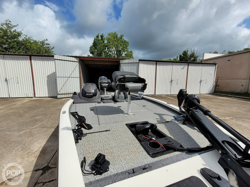 2020 Bass Tracker Pro boat for sale, model of the boat is 195 TXW Tournament Edition & Image # 18 of 40