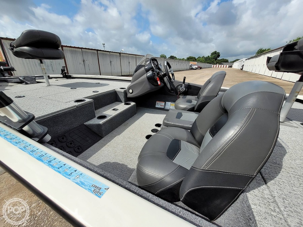 2020 Bass Tracker Pro boat for sale, model of the boat is 195 TXW Tournament Edition & Image # 27 of 40