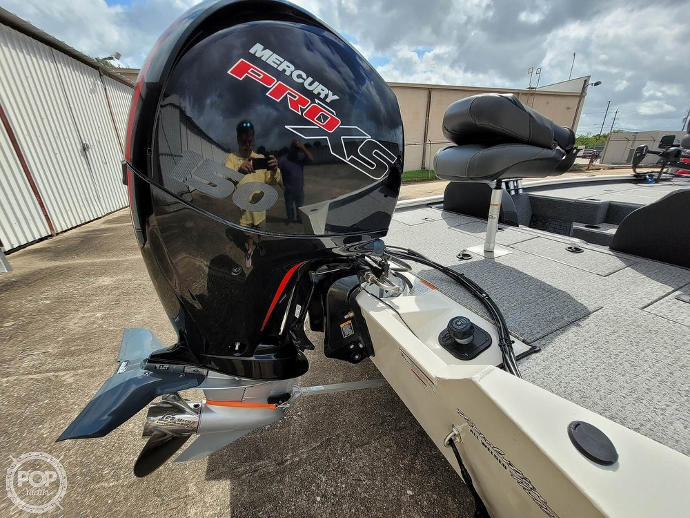 2020 Bass Tracker Pro boat for sale, model of the boat is 195 TXW Tournament Edition & Image # 38 of 40