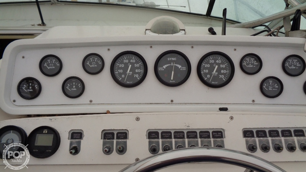 1990 Wellcraft boat for sale, model of the boat is Gran Sport 3400 & Image # 15 of 40