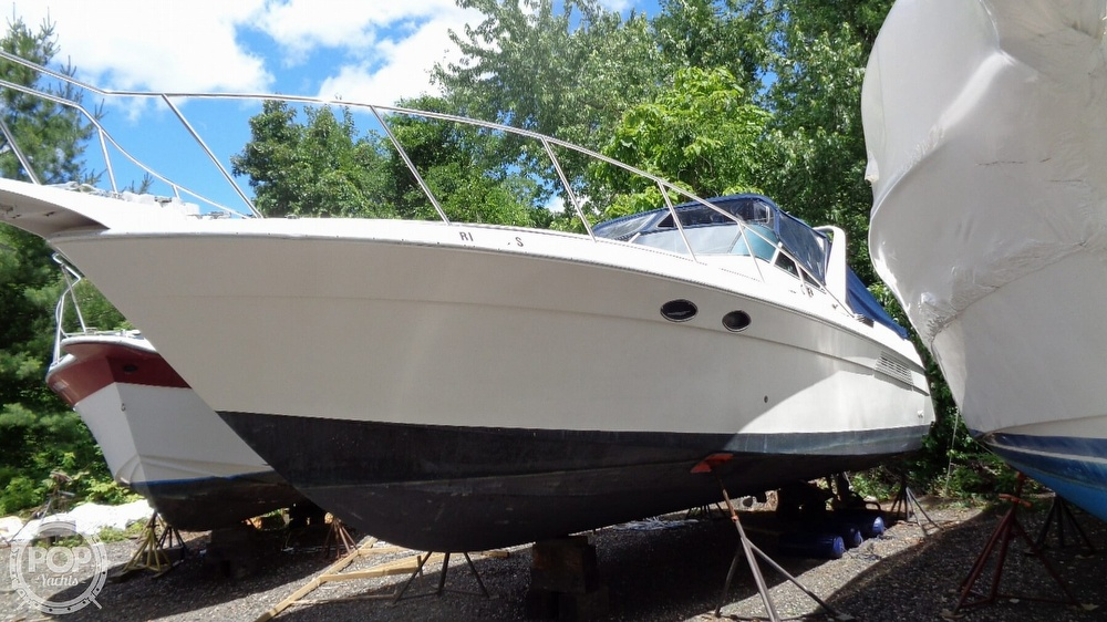 1990 Wellcraft boat for sale, model of the boat is Gran Sport 3400 & Image # 35 of 40