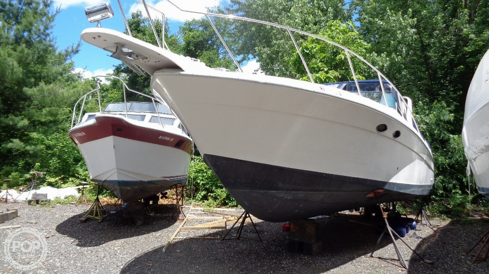 1990 Wellcraft boat for sale, model of the boat is Gran Sport 3400 & Image # 36 of 40